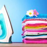 Laundry and ironing